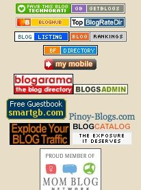 blogstickers Increase Your Page Rank   Don't Drain Your Pool   100 Rules for Bloggers #14
