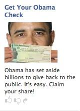 grantscam2 Obama Checks and Government Grants   New Facebook Ad Scam