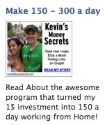 kevinscam1 Kevin Gets Money   Your Money!  Yet Another Facebook Ad Scam.