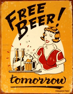 free_beer_poster